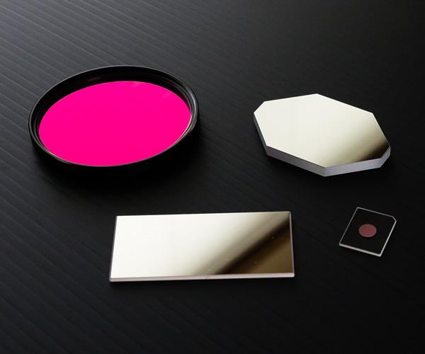 紫外線用ミラー赤外線用ミラー