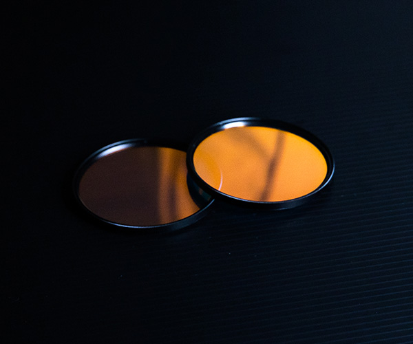 金属膜(ミラー フィルター)